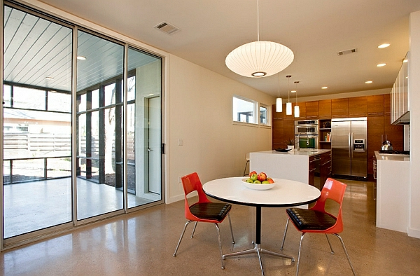 modern simpel hängelampe led esszimmer