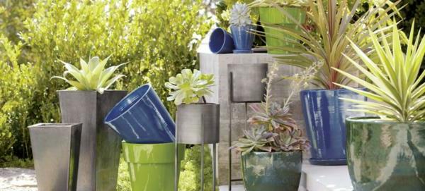 Moderne Holzmöbel Garten : moderne garten bilder schöne blumentopf