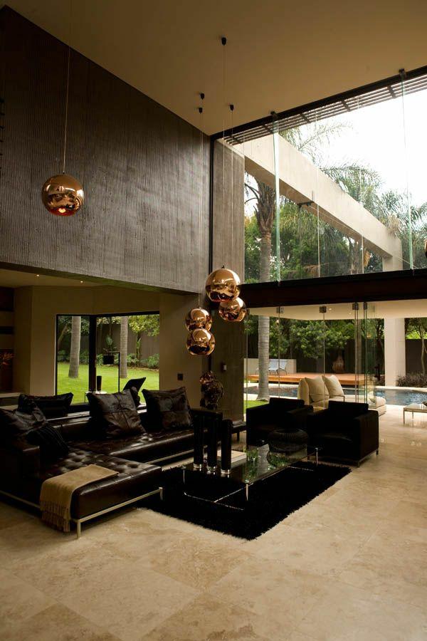 110 luxus wohnzimmer im einklang der mode - Moderne pendelleuchten wohnzimmer ...