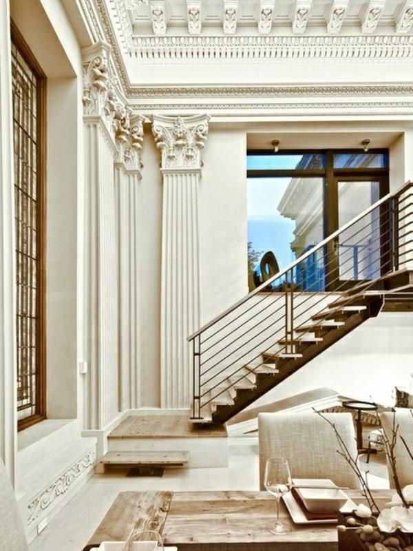 treppe terrasse design. Black Bedroom Furniture Sets. Home Design Ideas