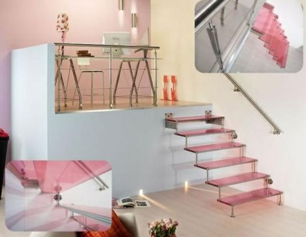 Spiegel Treppen 101 moderne treppen erscheinen als blickfang in ihrer wohnung