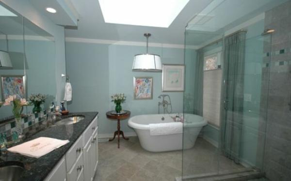 ikea badezimmer eingebaute waschbecken vanne