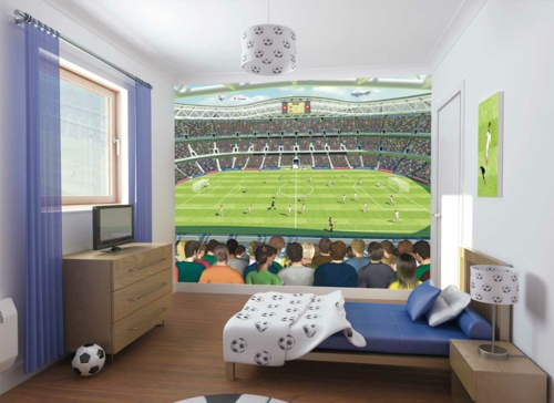 Jugendzimmer einrichtungsideen die ihre kinder lieben werden for Modernes jugendzimmer junge