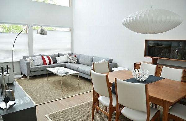 Esszimmer Im Wohnzimmer Homeautodesign Com