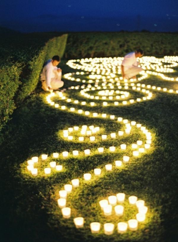 beleuchtung für den garten