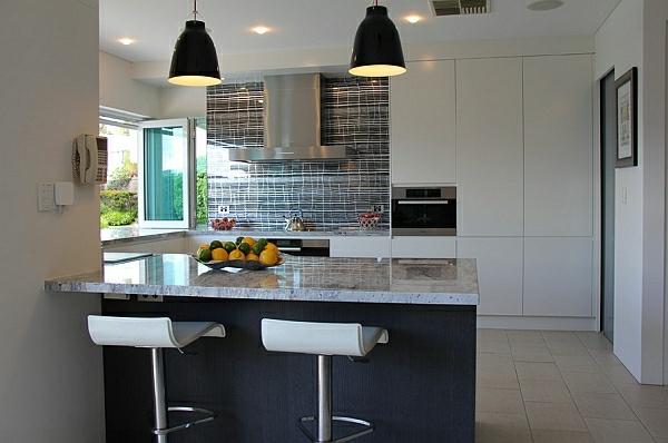 pendelleuchten küche wohndeen kücheninsel