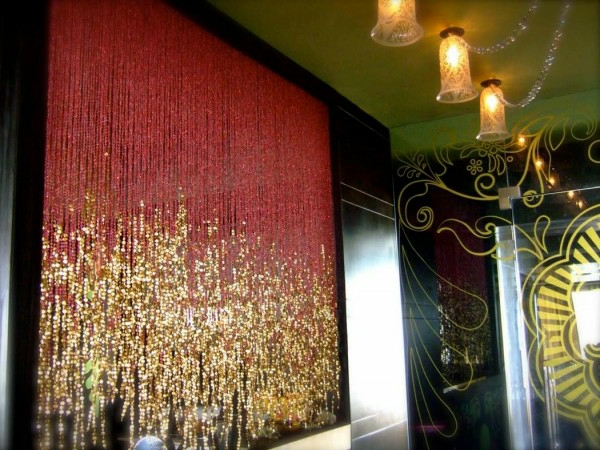 Beautiful Wohnzimmer Rot Gold Photos - House Design Ideas ...