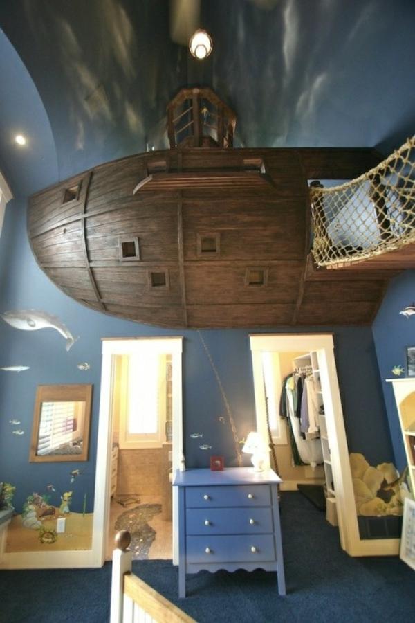 piraten schlafzimmer jungen kommode