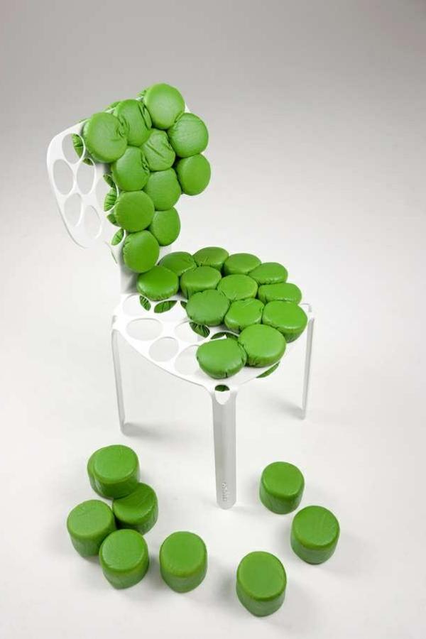 polstermöbel designs wohnen muster weich textilie akryl stuhl