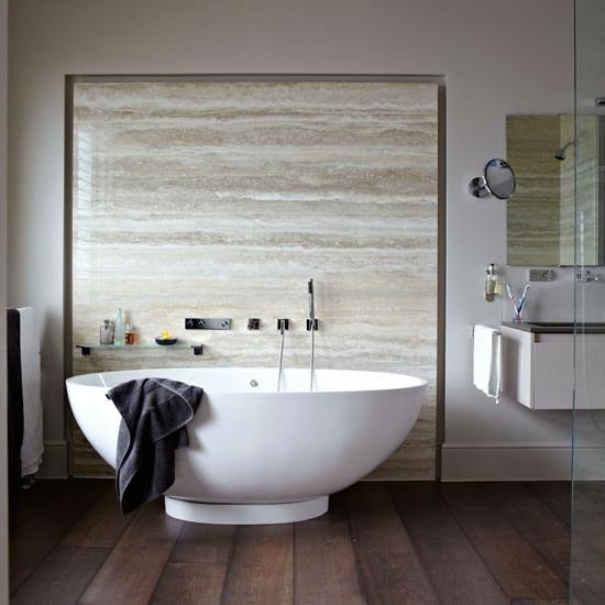 Modernes Feuchtraumboden Für Badezimmer Bodenbelag Abdichten Stil: 70 Coole Badezimmer Ideen