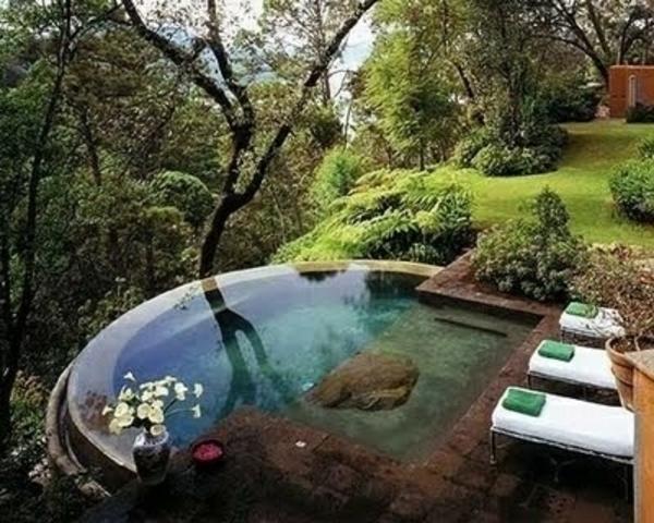 16 Nützliche Tipps Zur Poolgestaltung Im Garten ...