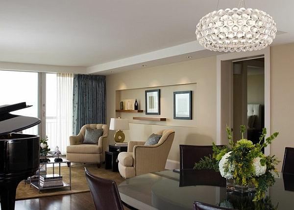 h ngeleuchte wohnzimmer. Black Bedroom Furniture Sets. Home Design Ideas