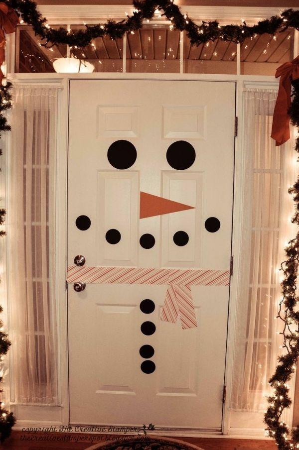 Den Hauseingang dekorieren - die Feste begeistert vorbereiten