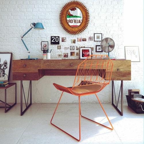 Schreibtisch ideen kreativ  ▷ 1001+ Ideen für Schreibtisch selber bauen - Freshideen