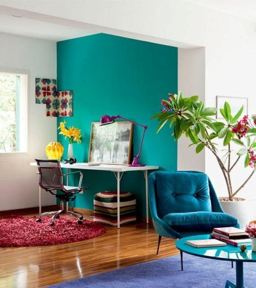schreibtisch  farbgestaltung kugendzimmer aktuell attraktiv