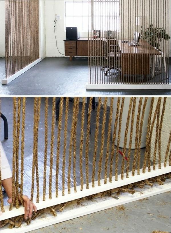 Wohnzimmer Designs 30 raumteiler ideen paravent bis regal für jeden geschmack