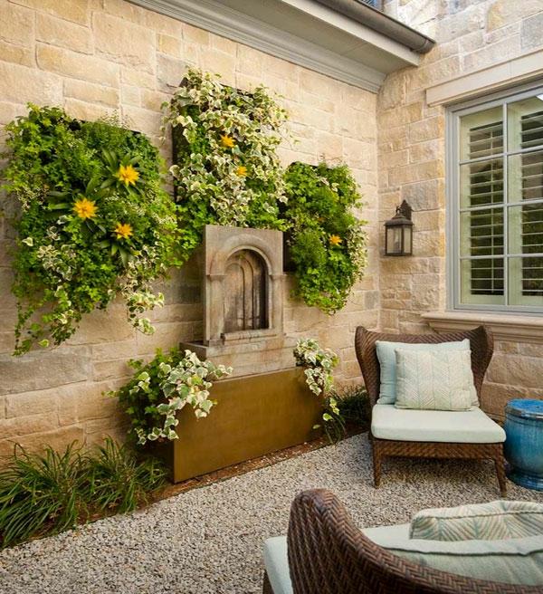 H ngende zimmerpflanzen und balkonpflanzen for Originelle zimmerpflanzen