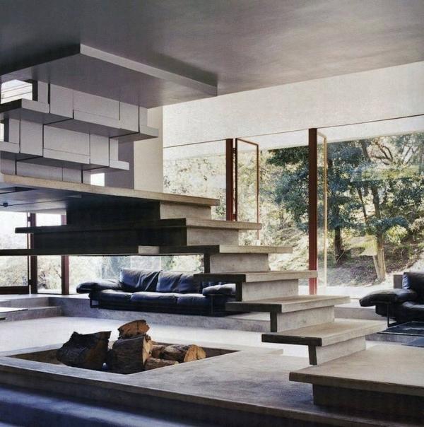 101 moderne treppen erscheinen als blickfang in ihrer wohnung for Moderne einrichtungsideen