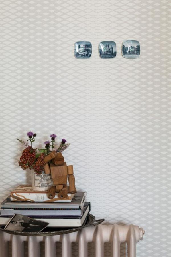 Wandgestaltung im flur 50 einrichtungstipps und - Tapeten fur flur und treppenhaus ...