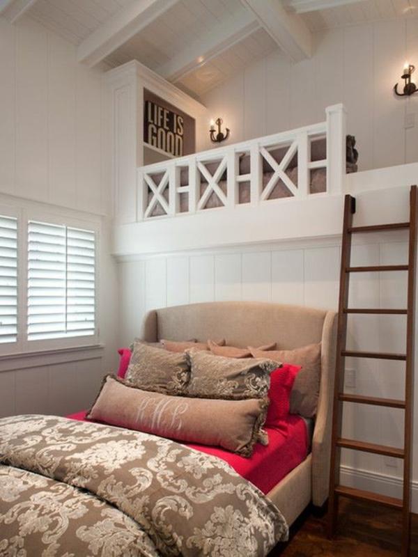 Gästezimmer modern luxus  50 Jugendzimmer einrichten - komfortabler wohnen