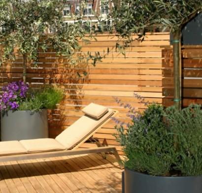 terrassensichtschutz ideen bilder und 20 inspirierende beispiele. Black Bedroom Furniture Sets. Home Design Ideas