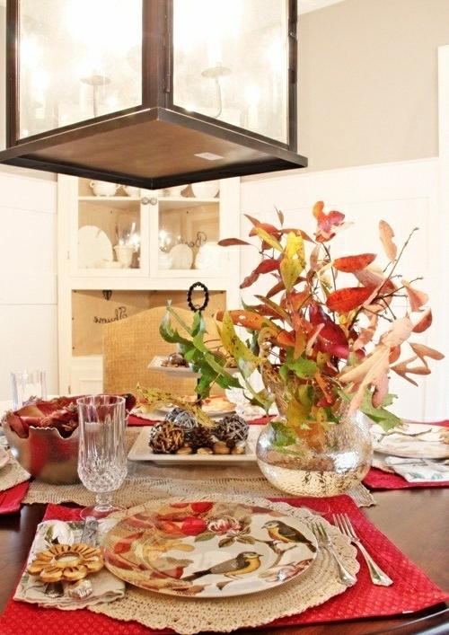 Herbstdeko Für Geburtstag : 30 Coole Ideen Für Tischdeko Im Herbst ...