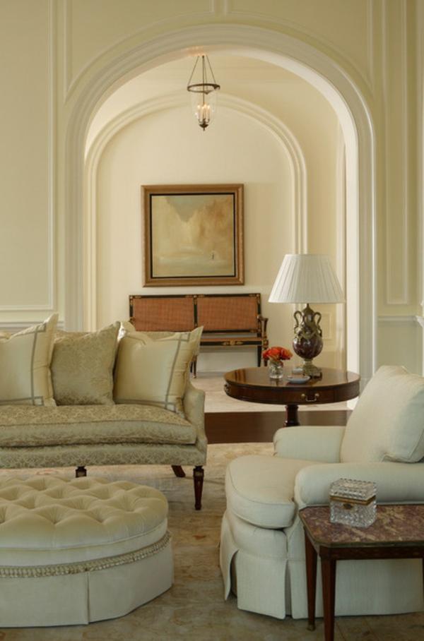 traditionell sofas tischlampe wohnzimmer Polstermöbel und Wohnlandschaft