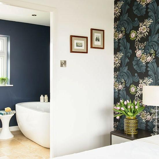 Ideen Badeinrichtung Freistehende Badewanne Design Weià ...