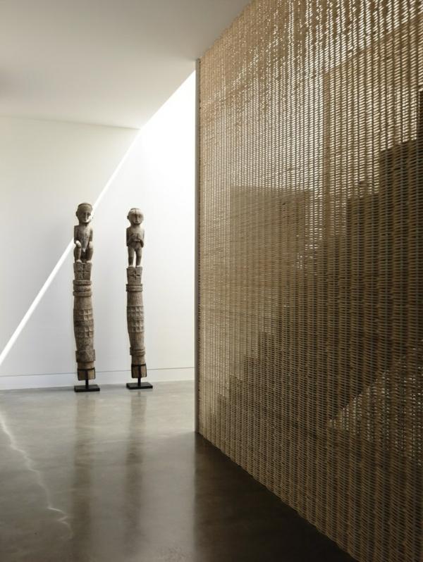 Schwarze Tapete Mit Ornamenten : 101 moderne Treppen erscheinen als Blickfang in Ihrer Wohnung