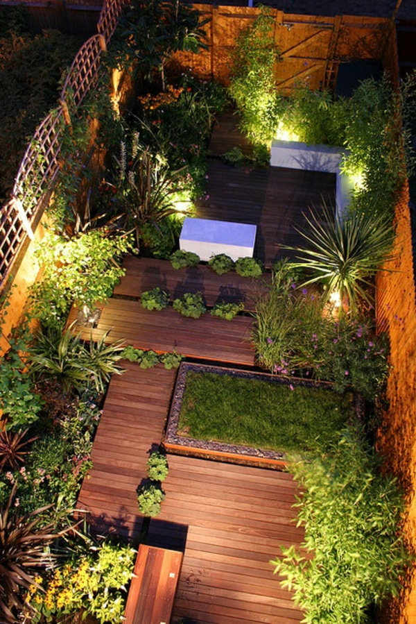 Deck Designs For Small Backyards