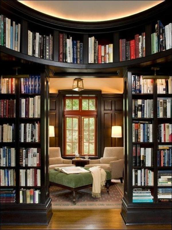von der bibliothek zum wohnzimmer