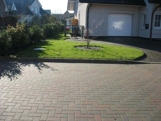 Vorgarten Und Einfahrt Gestalten Wie Man Der Garageneinfahrt Einen