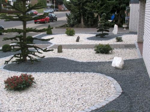 gartengestaltungsideen: steingarten anlegen mit passender, Garten und erstellen