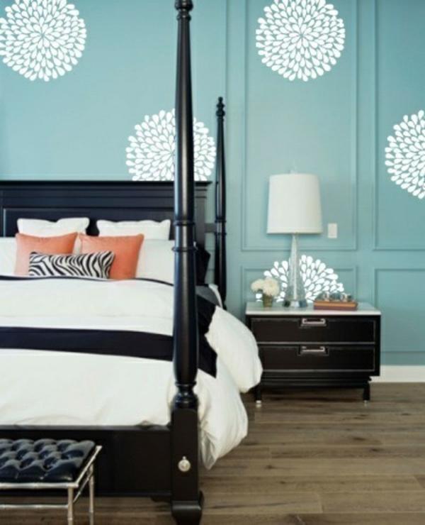 Wand Streichen Ideen Images. Grntne Wandfarbe 40 Super Vorschlge