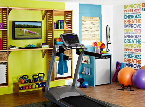 Fitnessraum wandgestaltung  Fitnessraum Wandgestaltung | loopele.com