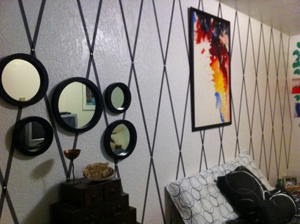 wohnzimmer modern tapezieren wandmuster bringen sie kolorit in ihre wohnung hinein - Wohnzimmer Modern Tapezieren