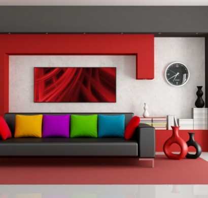 Wandfarben Frs Wohnzimmer 100 Trendy Wohnideen Fr Ihre Wandgestaltung