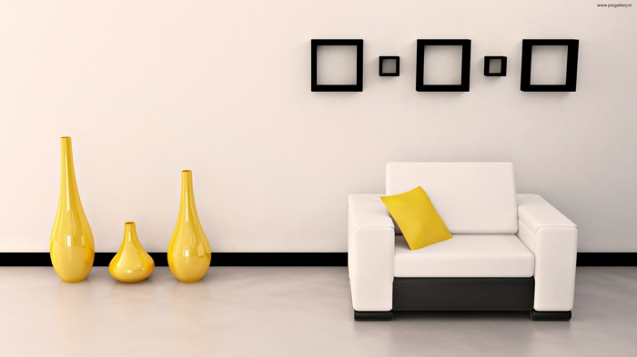 ▷ 1001+ wandfarben ideen für eine dramatische wohnzimmer-gestaltung - Moderne Wandgestaltung Wohnzimmer