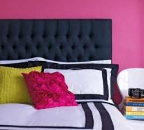 Schlafzimmer Wandgestaltung – kreative und inspirierende Ideen
