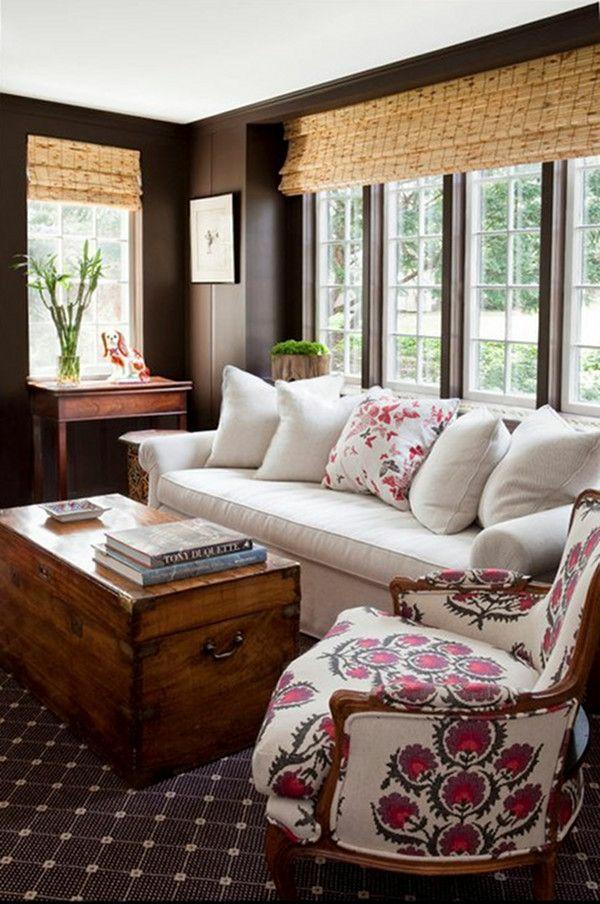50 Wandmuster - bringen Sie Kolorit in Ihre Wohnung hinein