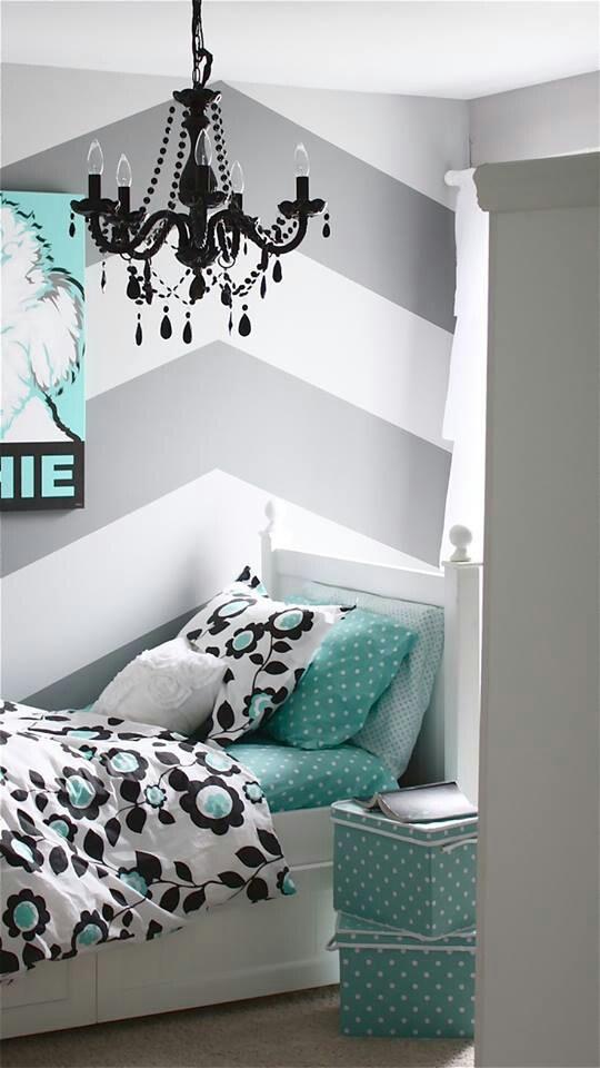 Wanddekoration – 25 wandmuster ideen