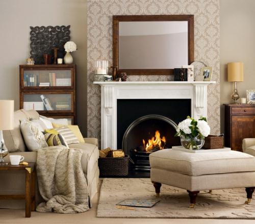 Wohnzimmer Gestalten 33 Opulente Einrichtungsideen