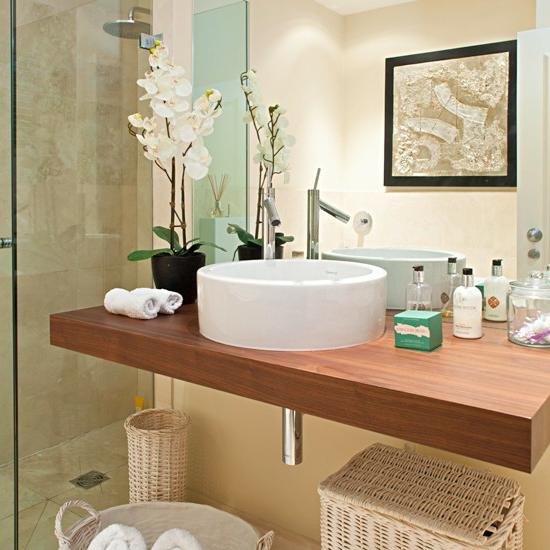 Ideen Výstavba Koupelny Green Style Bathroom Badezimmer Stil: 70 Coole Badezimmer Ideen