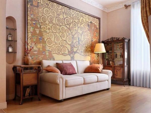 wohnideen design baige sofa