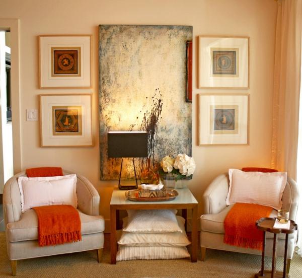 wohnung einrichten ideen vielfalt an heimtextilien und. Black Bedroom Furniture Sets. Home Design Ideas