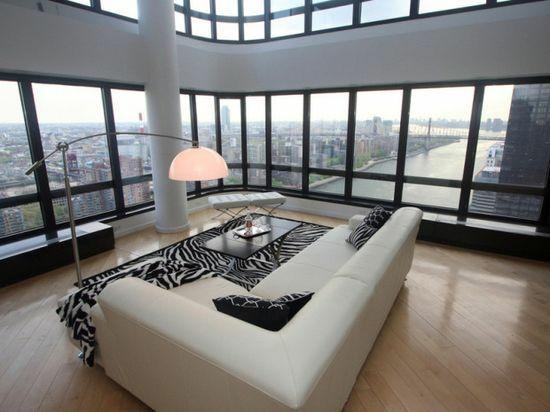 Modernes wohnzimmer gestalten leicht gemacht - Wohnzimmer muster ...