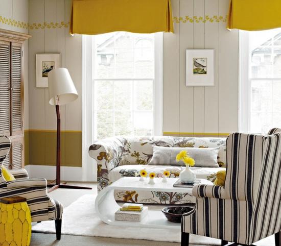 Wohnzimmer Farben Planen