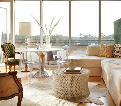 Wohnzimmer Ideen Hell : 33 opulente Einrichtungsideen ...