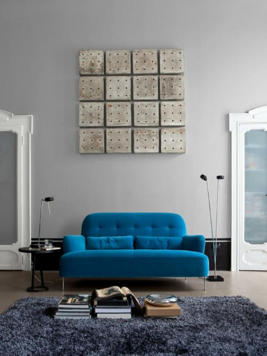 Modernes wohnzimmer gestalten leicht gemacht for Wanddeko wohnzimmer modern