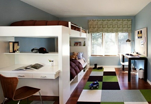 81 jugendzimmer ideen und bilder f r ihr zuhause - Etagenbett interio ...
